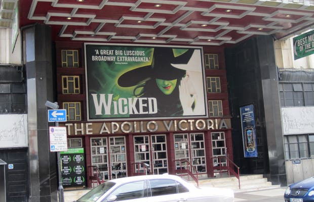 Theatre play Wicked