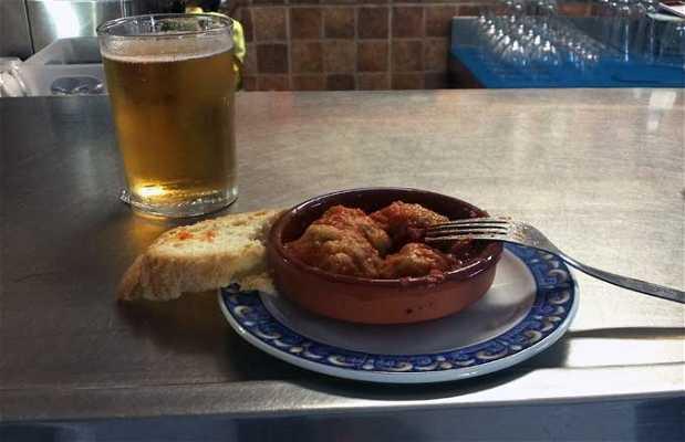 Cafetería Bar La Paradita