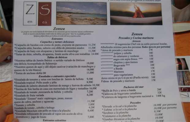 Zensea Restaurant