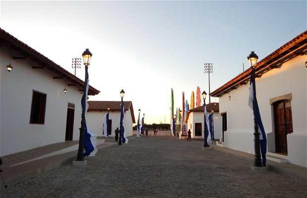 Paseo Xolotlán
