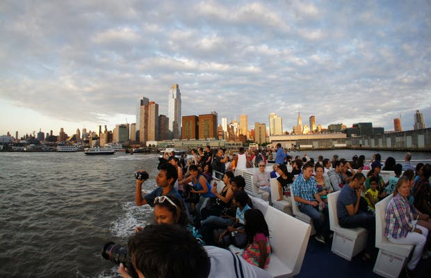 City Sightseeing Twilight Cruise