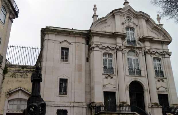 Iglesia de San Antonio da Sé