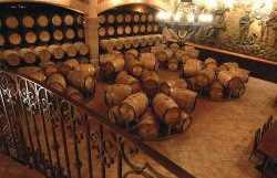 Aresán Restaurant- Wine Cellar