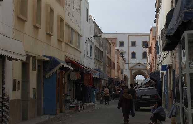 Le quartier de Bab Doukkala