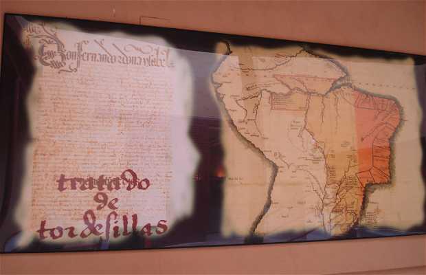Treaty of Tordesillas Museum