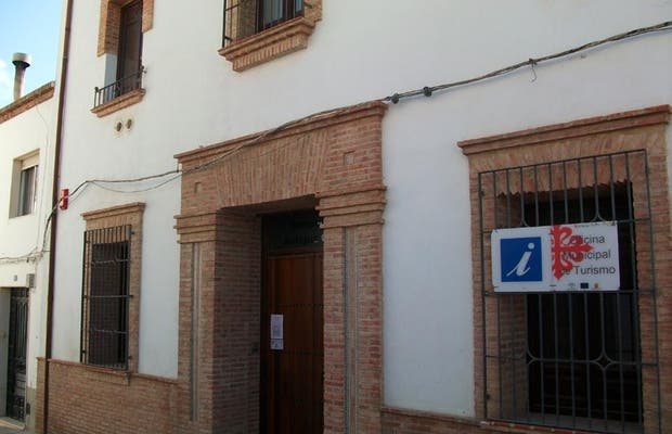 Oficina de informaci n y turismo en alcaudete 1 opiniones - Oficina informacion y turismo valencia ...