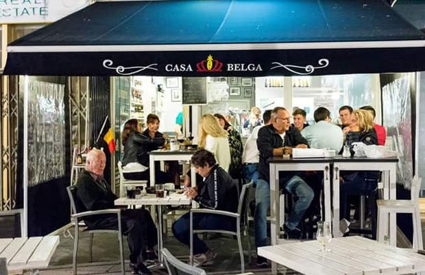 Casa Belga - Bar de Cervezas Marbella