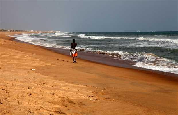 Plage de Cotonou