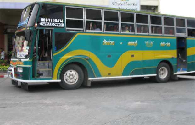 Estação de ônibus de Lopburi
