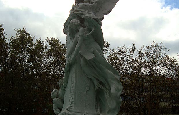 Monumento a Doña Casilda