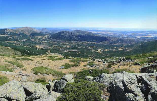 Bustarviejo Valley