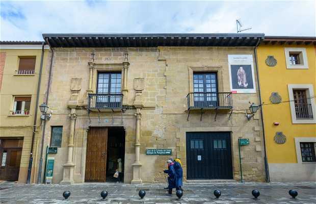 Casa de la cofradía de Santo Domingo