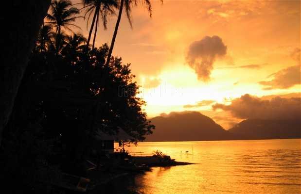 Lago Maninjau