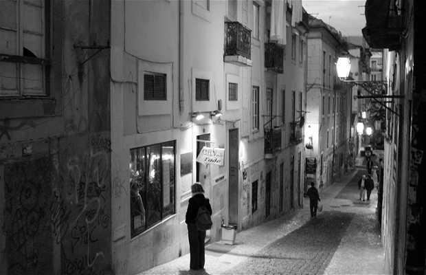 Città Vecchia di Lisbona