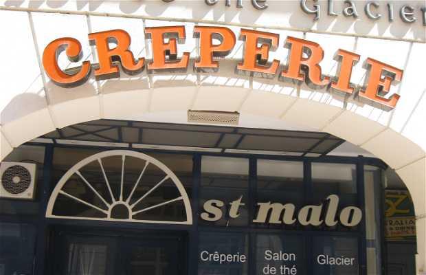 Crêperie Le Saint Malo