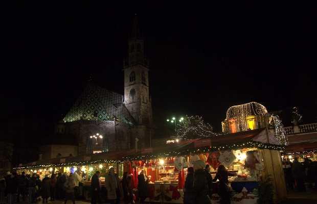 marché de noël de Bolzano