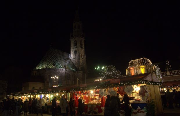 Mercadillo de Navidad de Bolzano