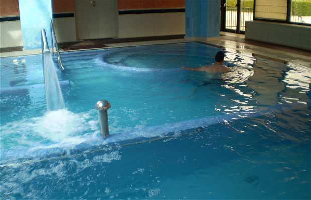 Centro de Spa del Gran Hotel Lugo