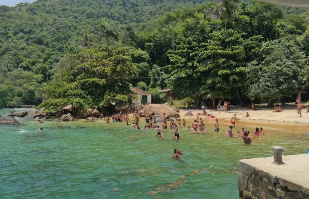Praia de Freguesia de Santana