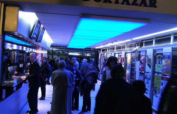 Paseo de la Plaza, salas de teatro