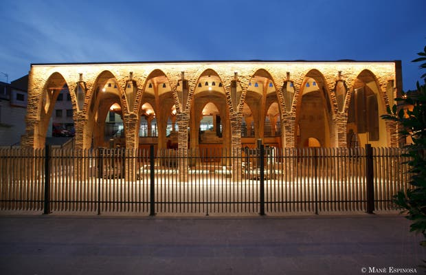 Museos de Sant Cugat - Bodega Modernista