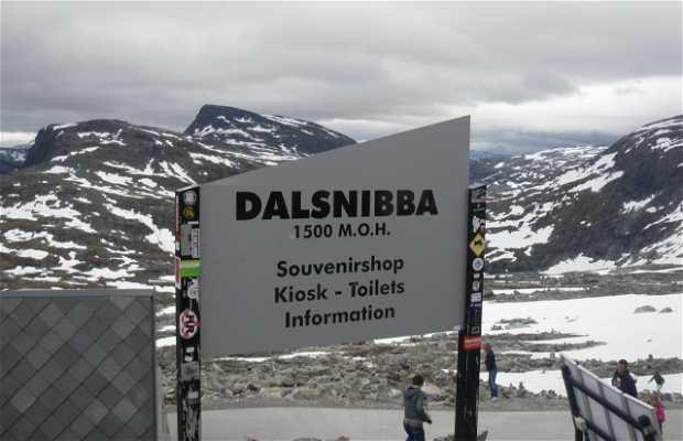 Belvedère de Dalsnibba