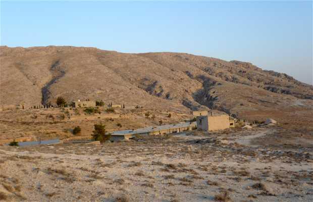 Maalula Landscape