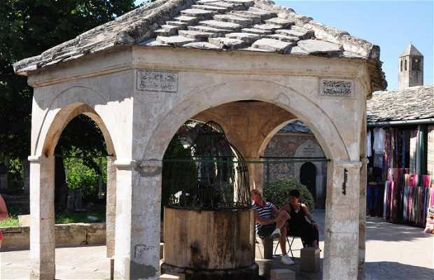 Fuente de la Mezquita Koski Mehmed Pasha