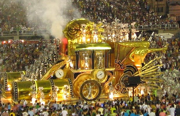 Desfile de Escola de Samba