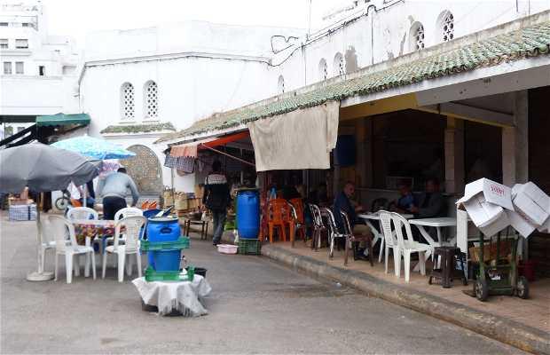 Restaurantes mercado central