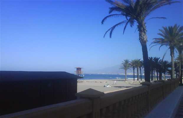 Torrenueva´s Beach