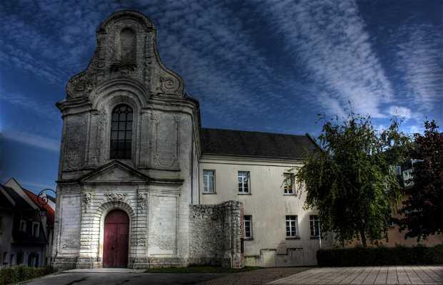 Iglesia de Saint-Géry