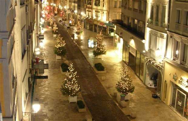 Calle Emile Zola