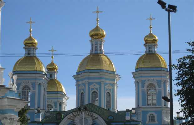 Catedral de San Nicolás de los Marinos