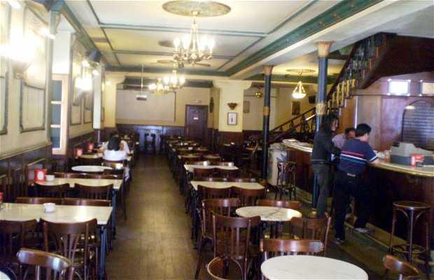 La Coruñesa Café & Bar