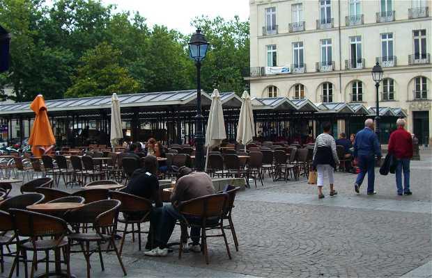Plaza de Bouffay