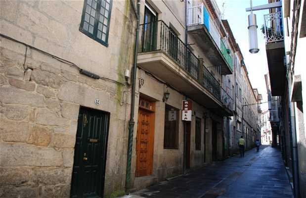 Rúa de San Xulián