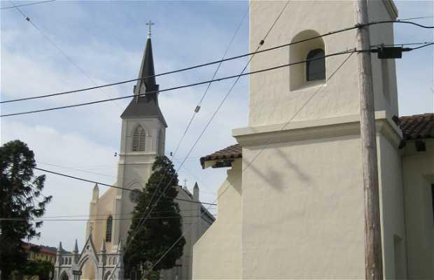 Misión de Santa Cruz