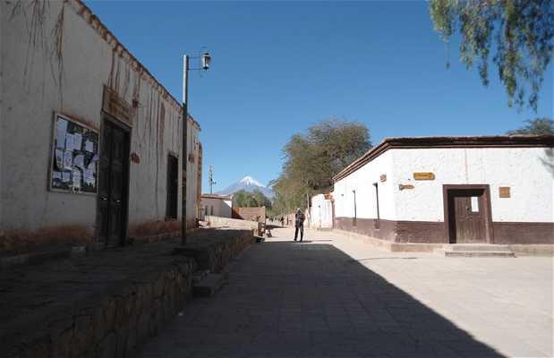 Vistas desde San Pedro de Atacama