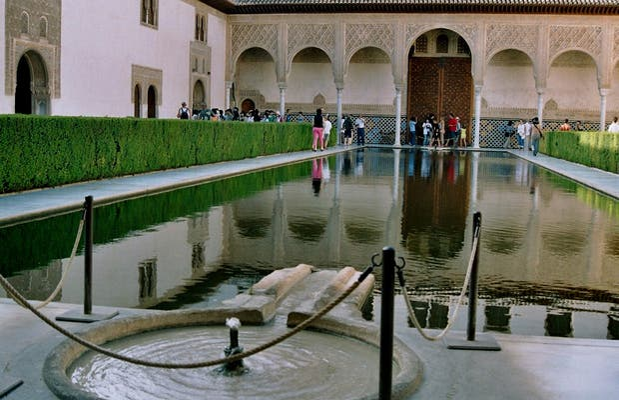 Palacio de comares en granada 2 opiniones y 21 fotos - Banos arabes palacio de comares ...