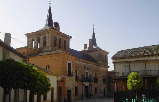 Palacio del Cardenal Diego Espinosa