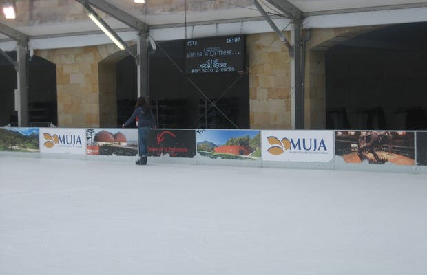 Technical university ice rink
