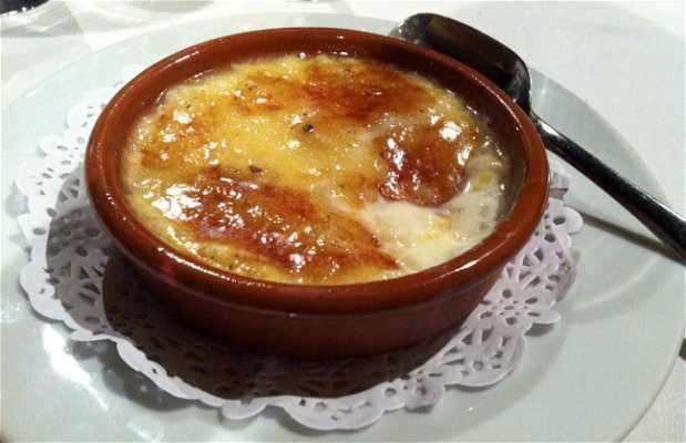 Restaurante El Mazo (La Rectoral)