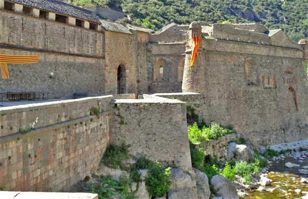 Las murallas de la ciudadela