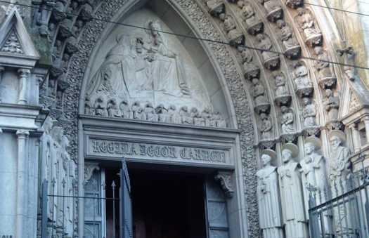 Iglesia de Los PP. Carmelitas