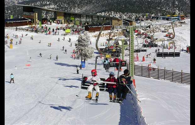 Estación de esquí de Javalambre