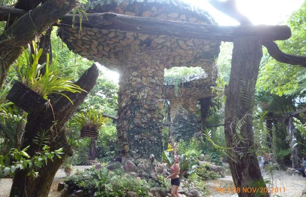 Biocentro Guembe Mariposario Resort