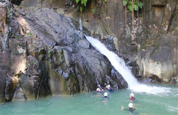 Cascata dell'Acomat