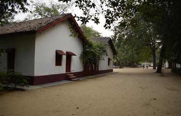 Sabarmati Ashram, la Casa de Gandhi