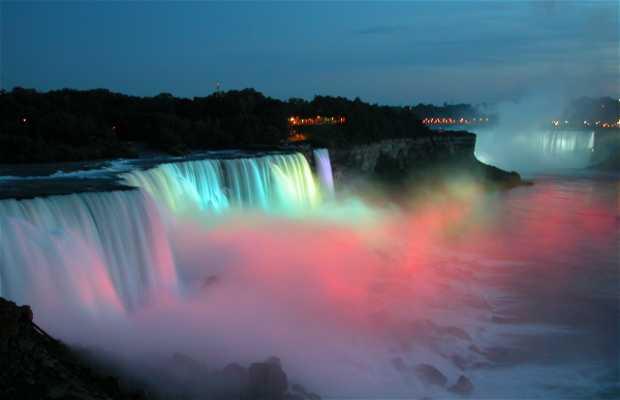 Chutes du Niagara - Ontario